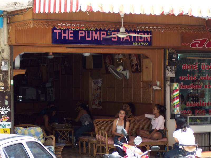 Pump station in Pattaya for a BJ