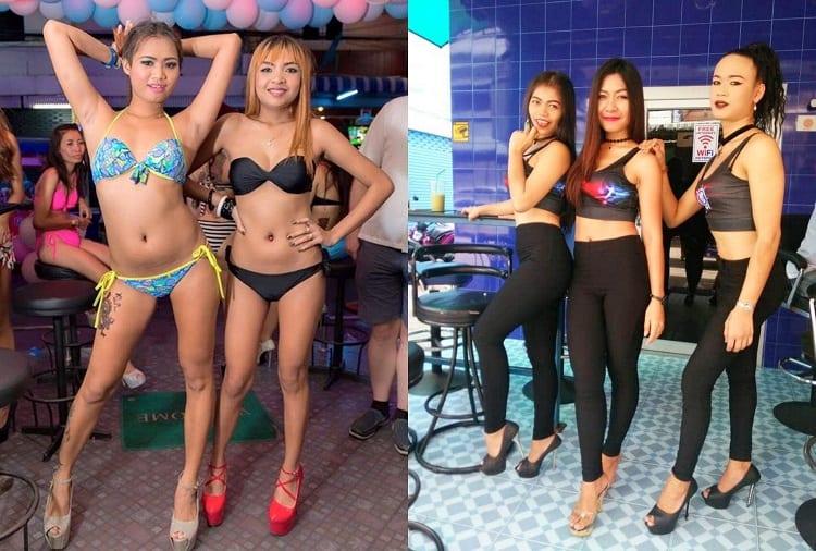 Sex girls in Pattaya