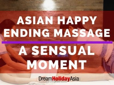 Asian Happy Ending Massage A sensual moment