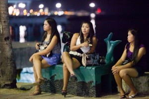 pattaya freelancer beach road promenade
