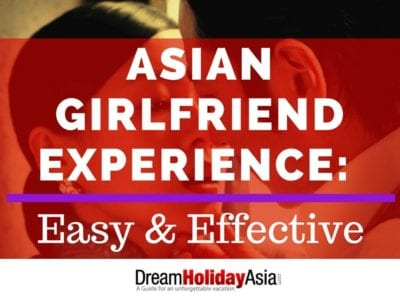 Asian Girlfriend Experience Easy and Effective