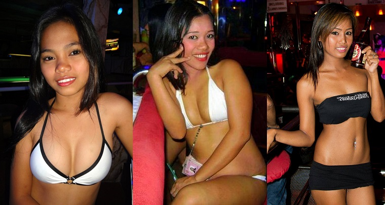 Cherry girls in Angeles City