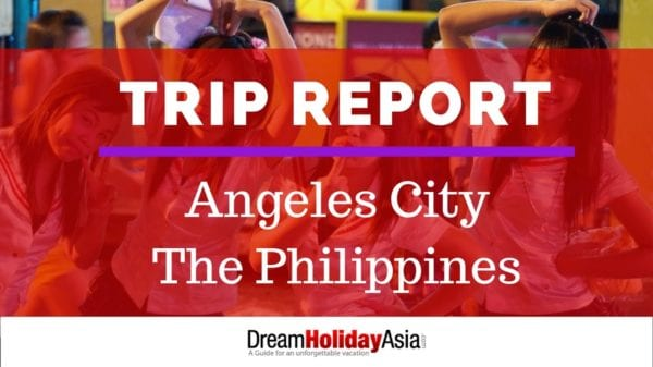 My Trip Report About Meeting Girls In Angeles City - Philippines