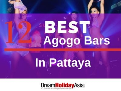 Top twelve agogo bars in Pattaya