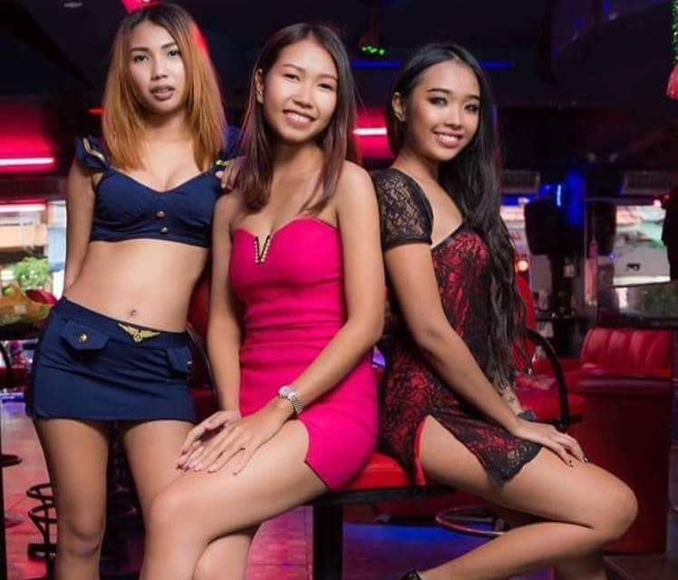 The Ladyboys Of Bangkok Flight Of Fantasy