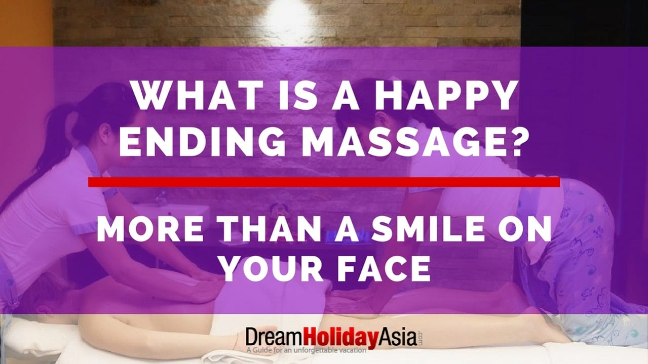 What Is A Happy Ending Massage