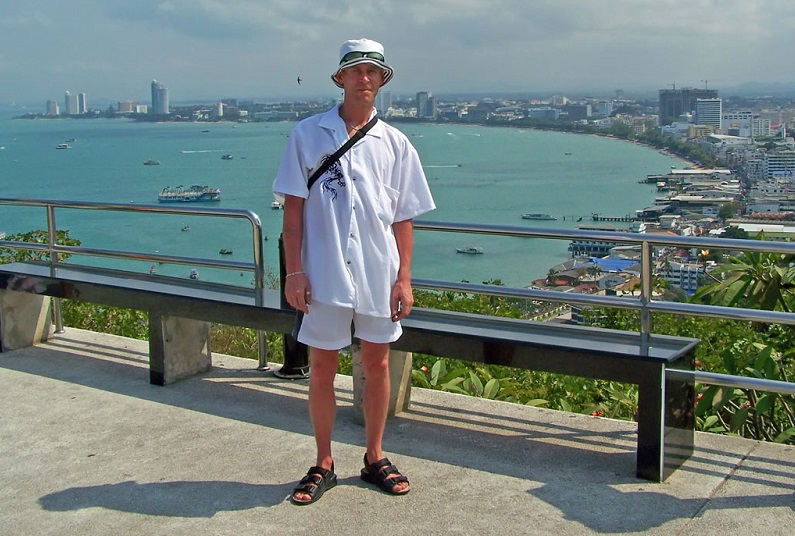 Pattaya tourist