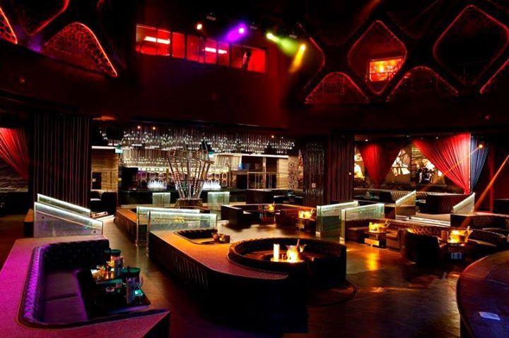 Chaos Manila nightclub
