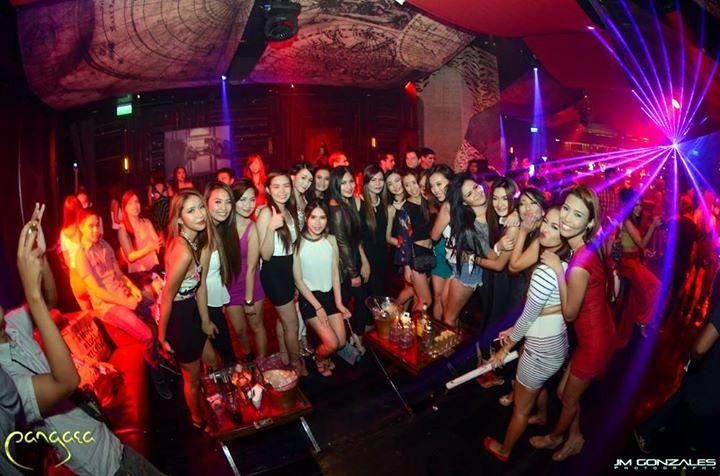 Pangaea nightclub Manila