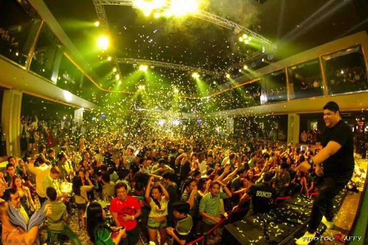 Valkyrie nightclub in Manila nightlife