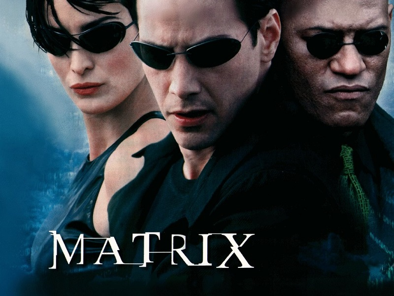 Matrix woman world