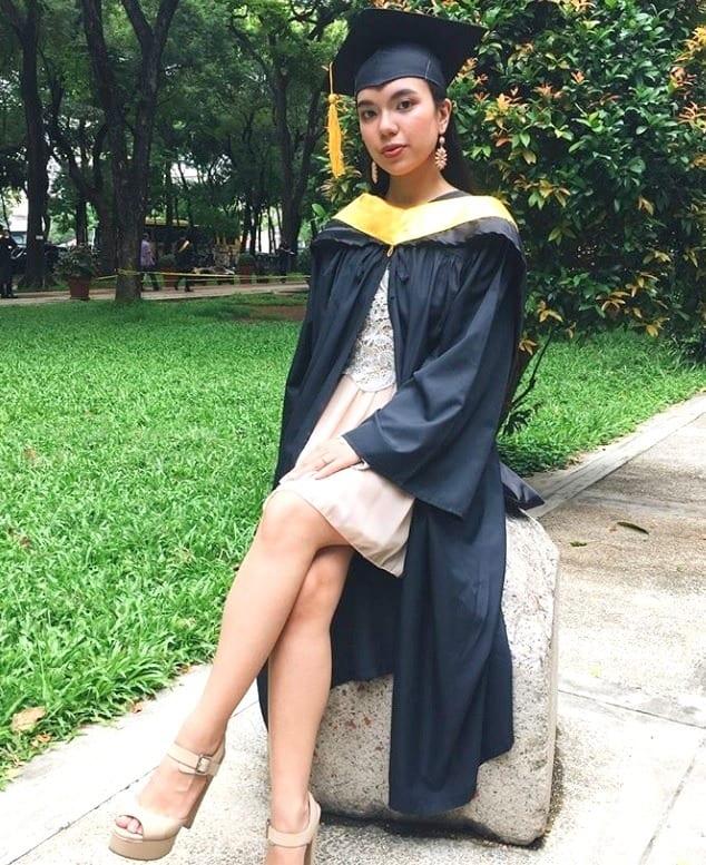 University Filipina