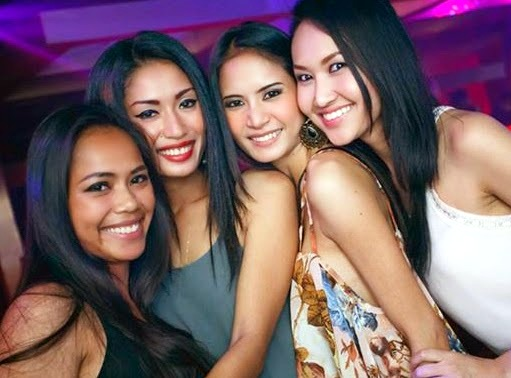 Pick up Thai girls in clubs