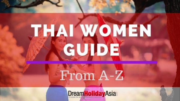 Thai Women Guide- From A To Z