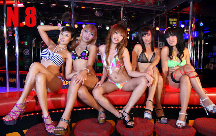 best pattaya a gogo happy club