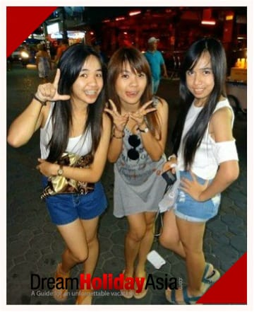 Bangkok girls freelancing 2