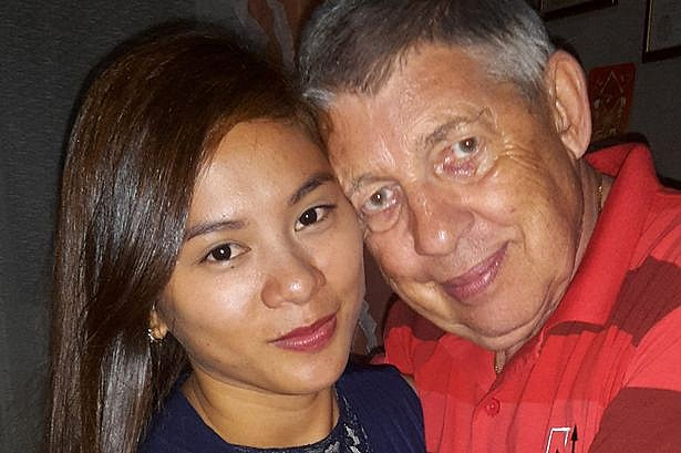 western-older-and-senior-man-with-a-young-filipina-woman-2