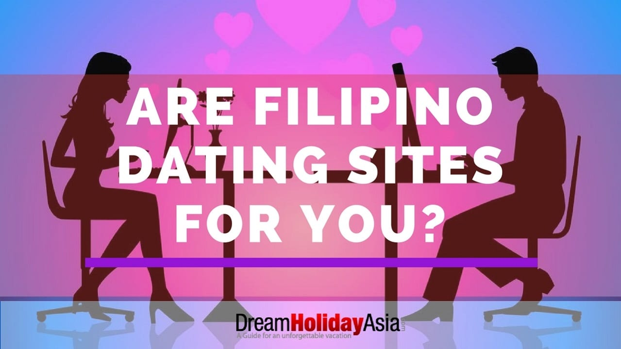 When girls from the philippines talk to you on dating sites