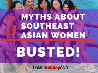 five myths south east asian women