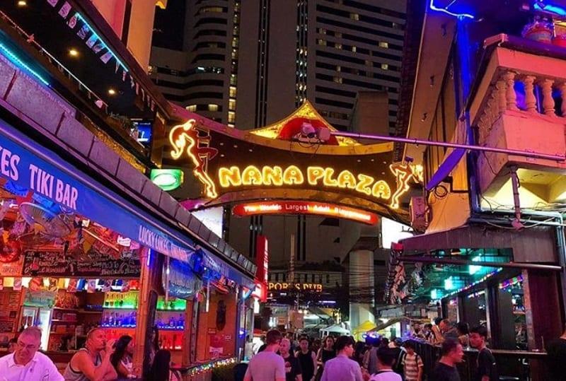 best go go bars in nana plaza bangkok to meet girls