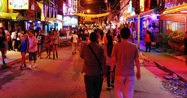 About Angeles city nightlife