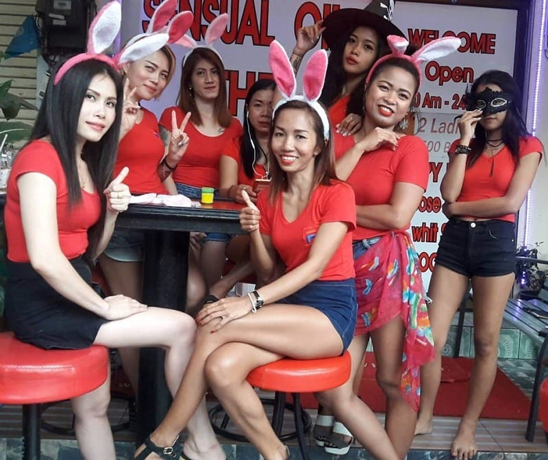 Sex massage in pattaya