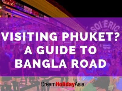 guide to bangla road phuket