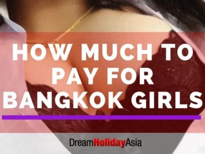 how much the price for girls in Bangkok