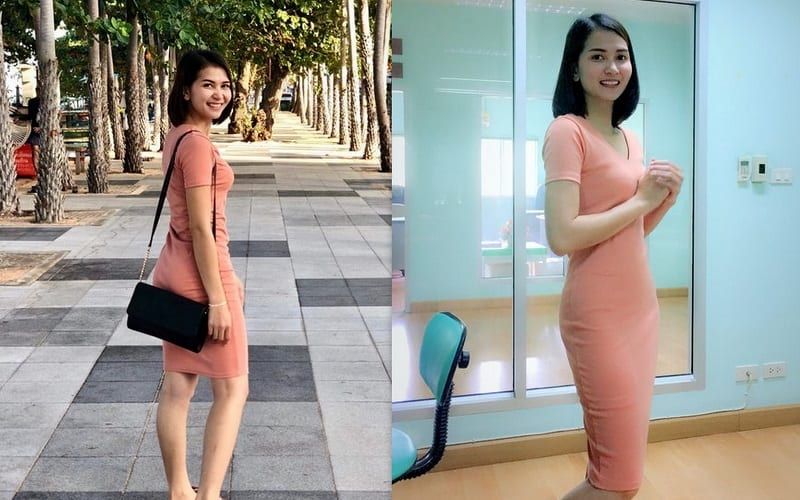 quality thai girl on dating site