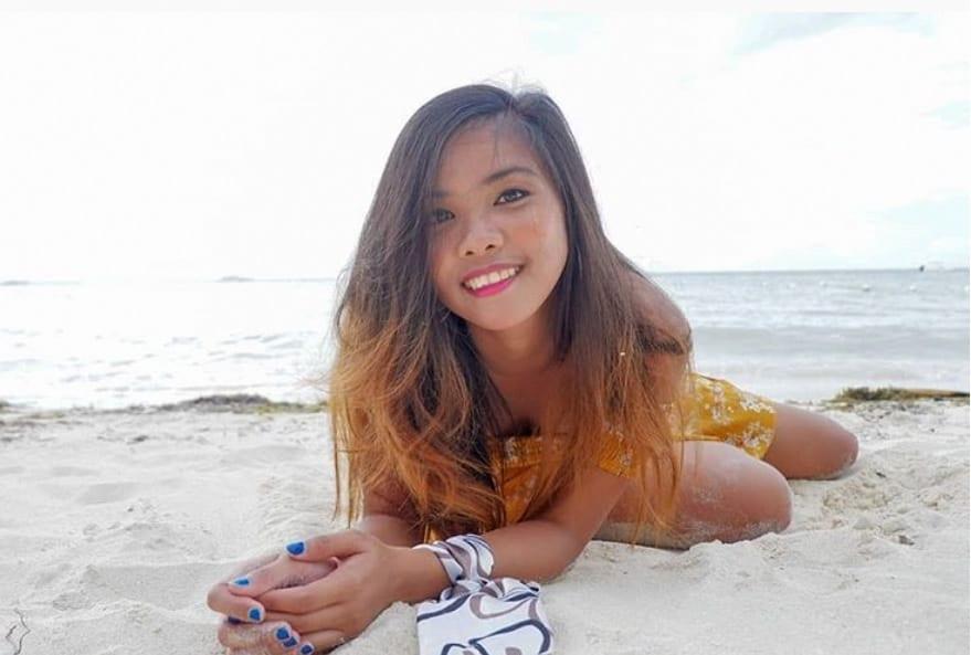 Beautiful Bohol girl