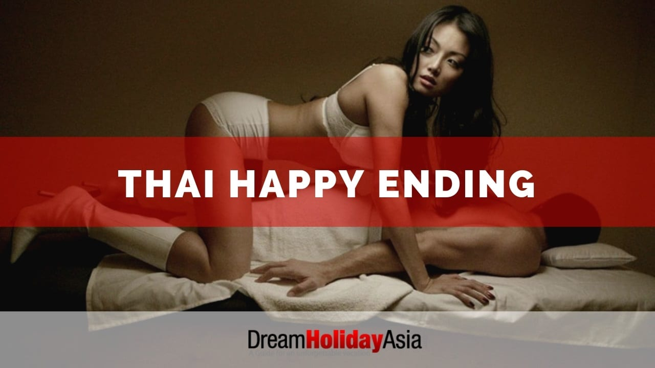 Thai happy ending