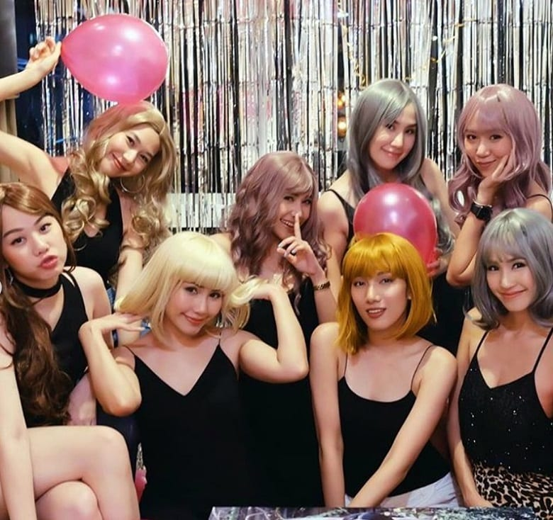 chiang mai cost for Entertainments - girls, drinks, party