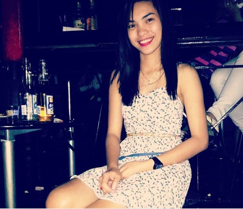 girl in toxicity nightclub in bohol