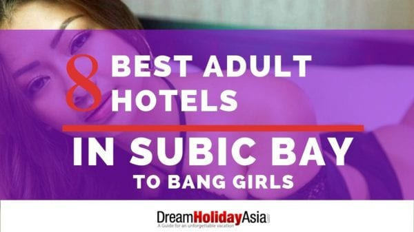 Best Adults Hotels In Subic Bay