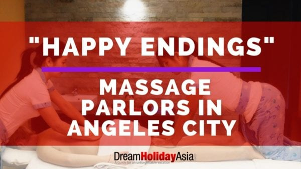 Happy Ending Massage in Angeles City