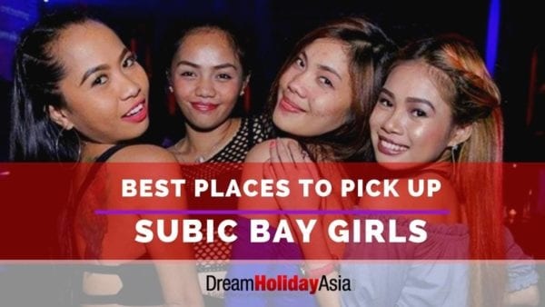 Subic Bay girls