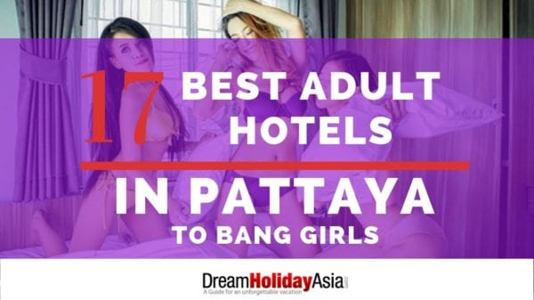 adults only hotels in Pattaya