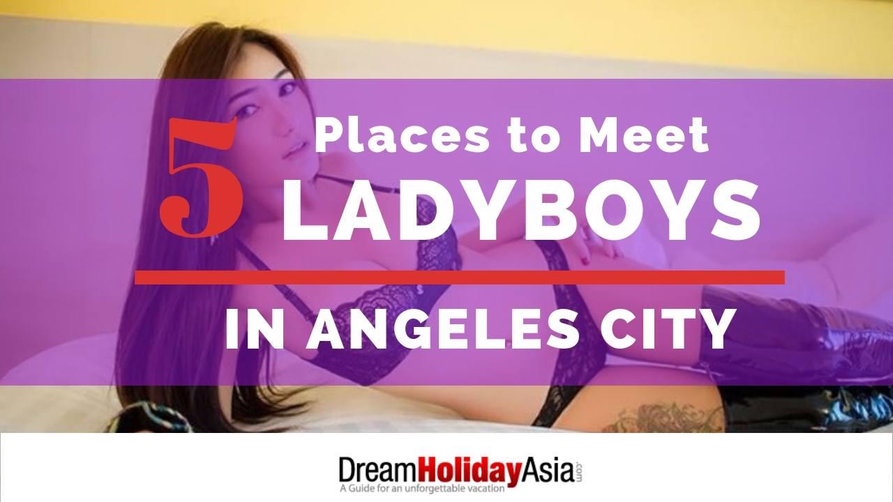 angeles city ladyboys
