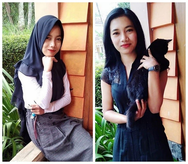 dating indonesia woman muslim