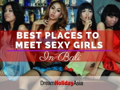 Bali girls for sex