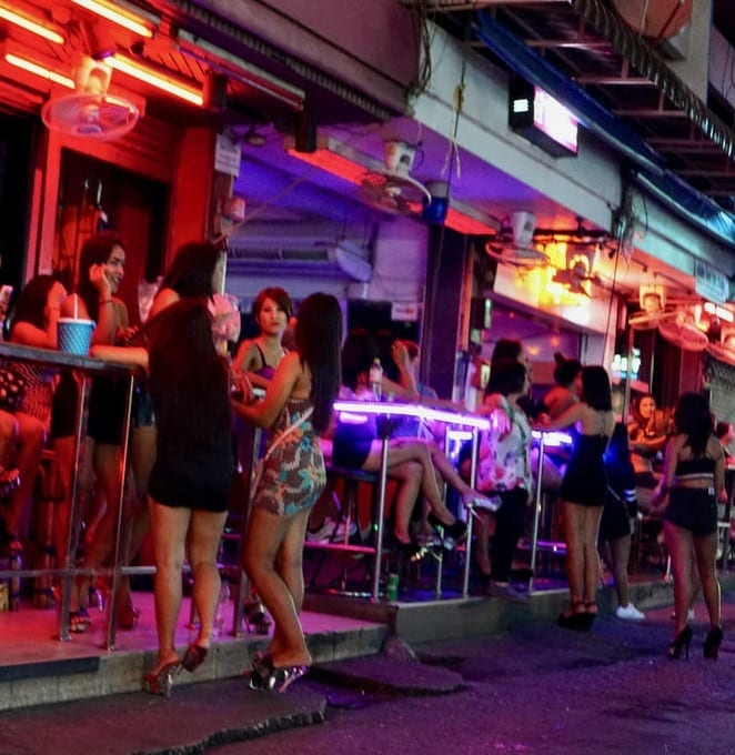 brothels in Pattaya
