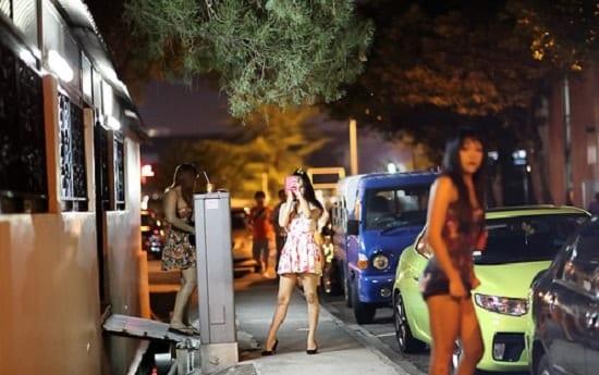 street hooker in singapore