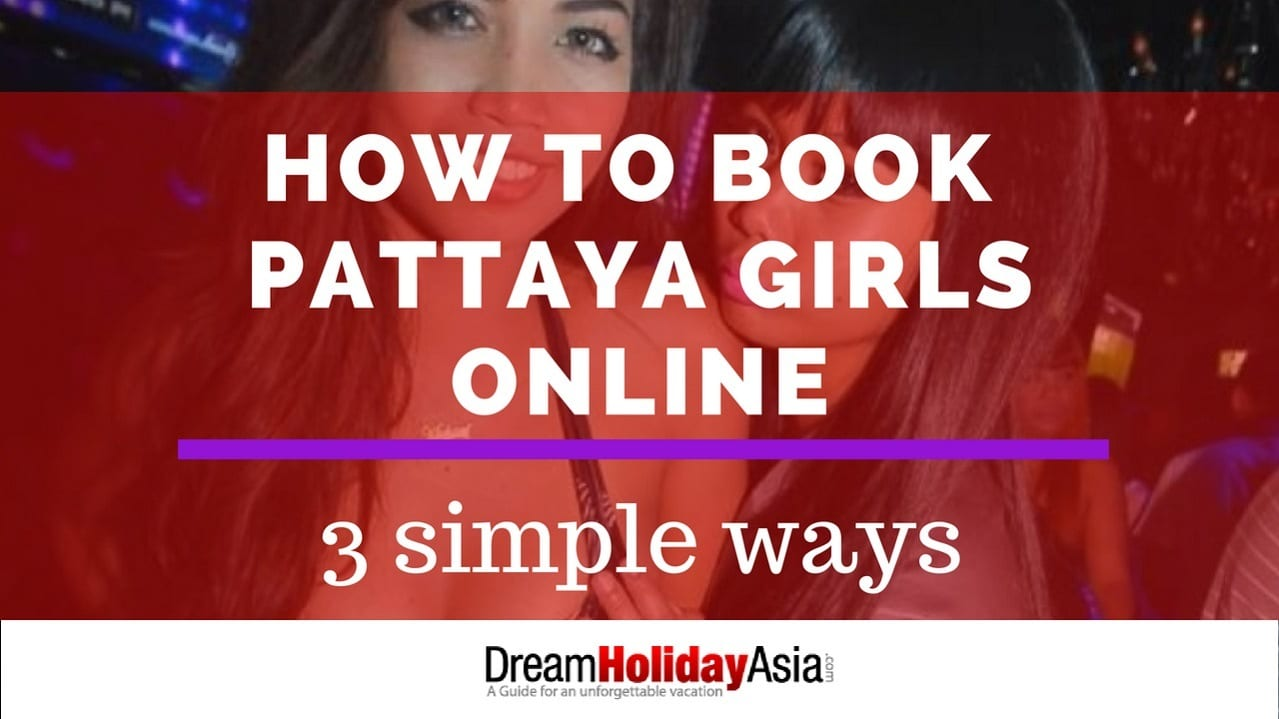 pattaya girl book