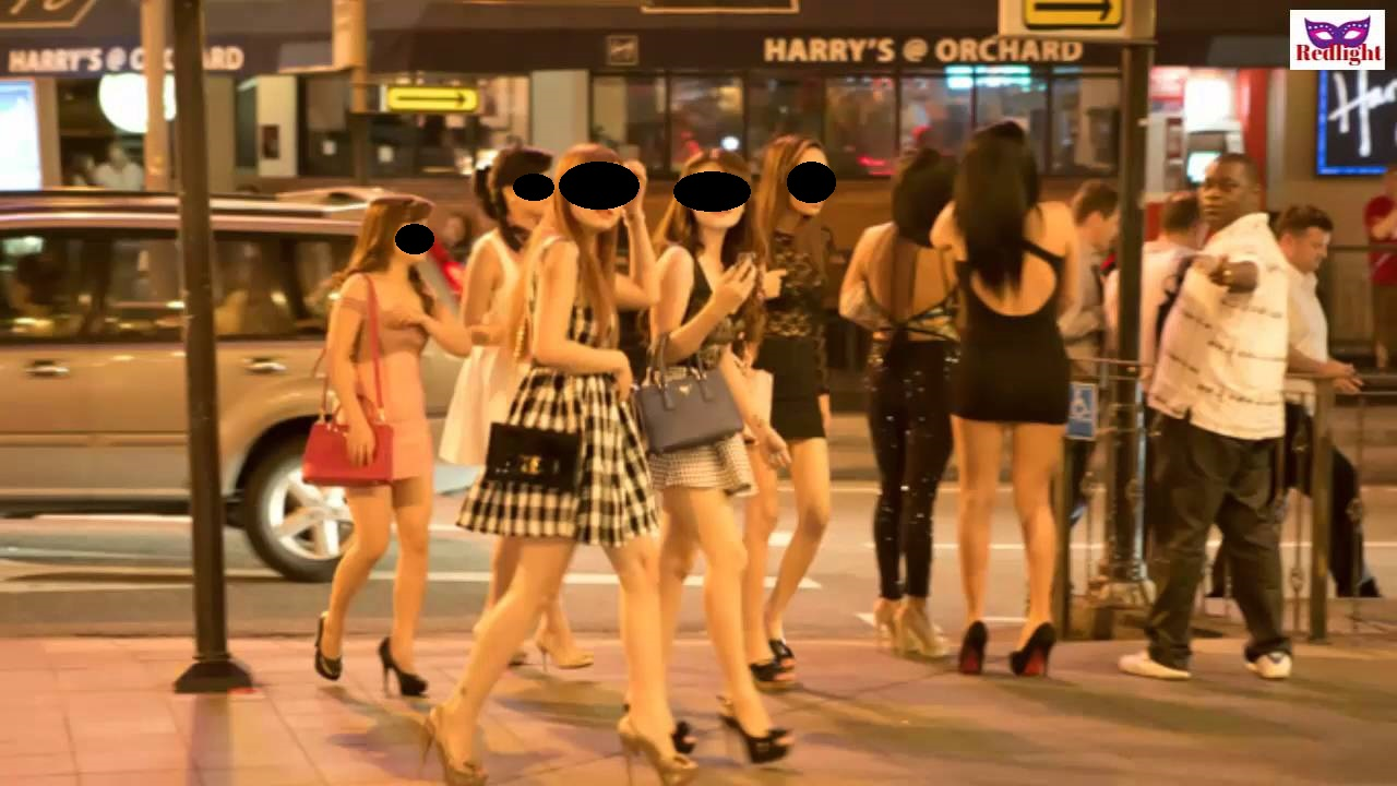 prostitutes selling sex in orchid street opposite hotel