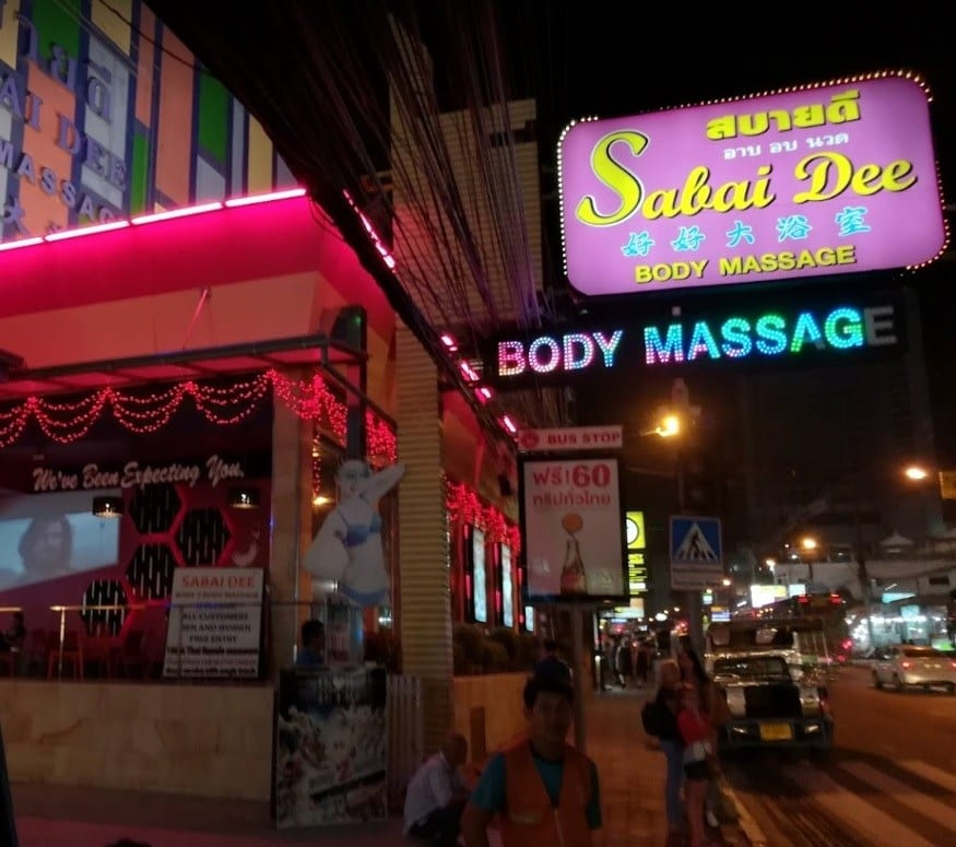 sabai dee massage pattaya