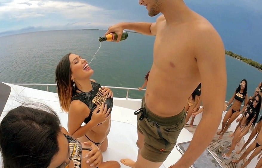 sex vacation on the boat