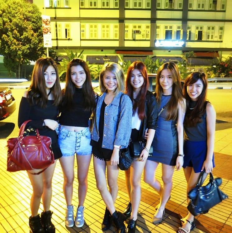 sexy singapore girls