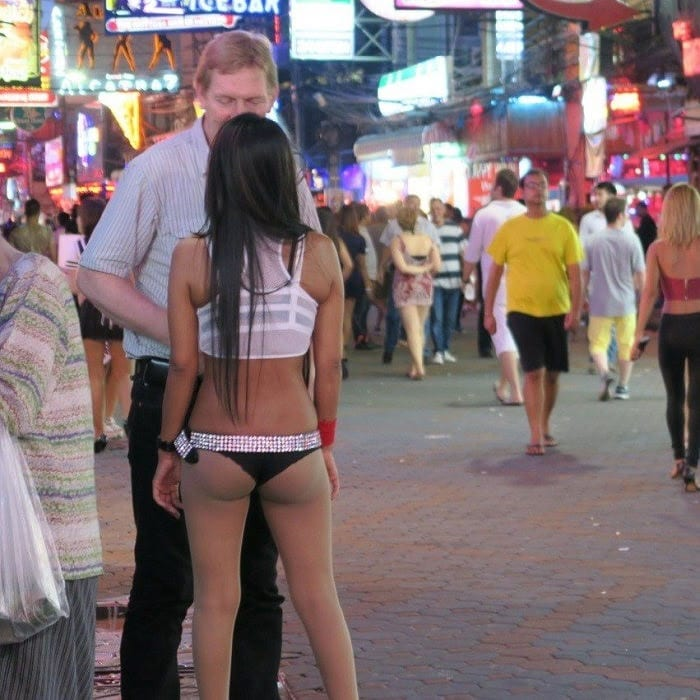 hooking up with a pattaya girl