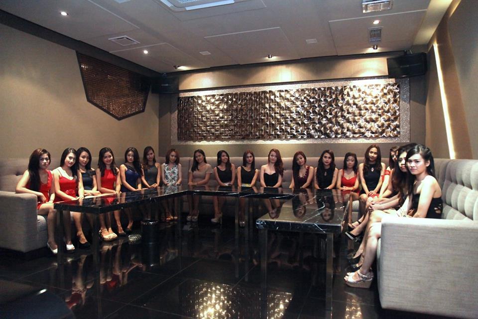 karaoke girls in Jakarta