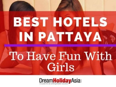 sex hotel in pattaya with girls